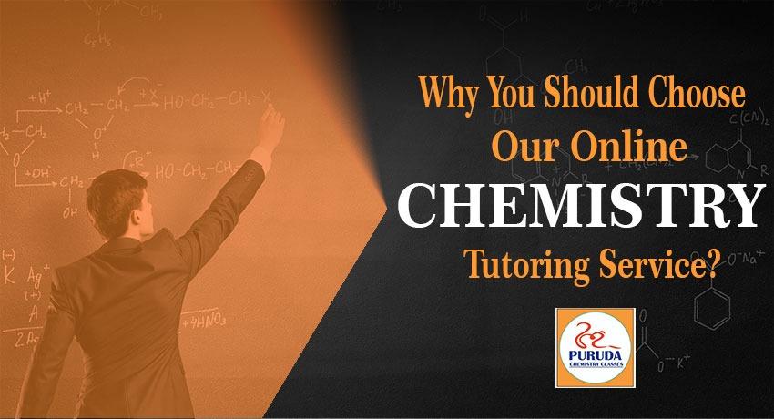 Online Chemistry Tutoring Services